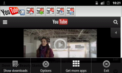 YouTube Downloader To SD screenshot 2/4