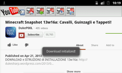 YouTube Downloader To SD screenshot 4/4