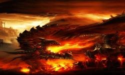 Death Fire Live Wallpaper screenshot 2/3