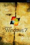 Windows 7 Live Wallpaper screenshot 1/5