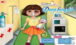Dora First Aid screenshot 1/4