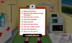 Dora First Aid screenshot 2/4