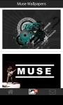 Muse Wallpapers HD screenshot 1/6