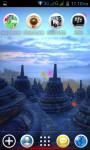 Borobudur Temple Live Wallpaper screenshot 2/3