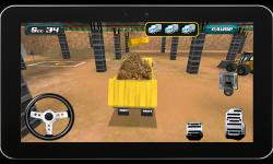 Heavy Truck : Construction 3D screenshot 2/5