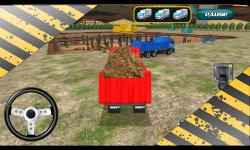 Heavy Truck : Construction 3D screenshot 4/5