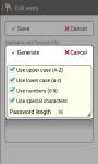 MyPasswords screenshot 5/6