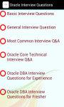 Oracle Interview Q_A screenshot 2/3