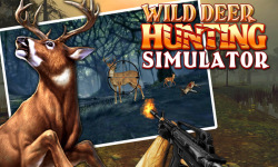 Wild Deer Hunting Simulator screenshot 1/4