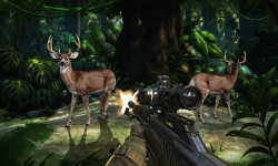 Wild Deer Hunting Simulator screenshot 2/4