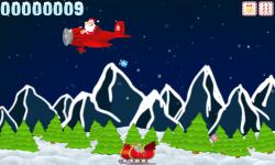 Crazy Santa Fly screenshot 5/5