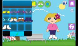 Dora Dress Up games free screenshot 2/3