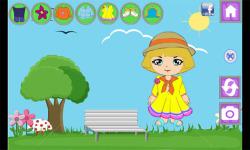 Dora Dress Up games free screenshot 3/3