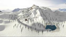 Off-Road 4x4 Racer 3D game screenshot 2/6