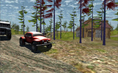 Off-Road 4x4 Racer 3D game screenshot 5/6