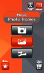 Music Photo Frames screenshot 1/6