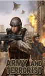 Army And Terrorist -free screenshot 1/3