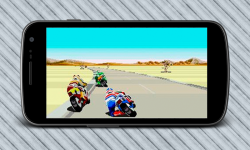 Crazy Moto Racing android screenshot 1/3