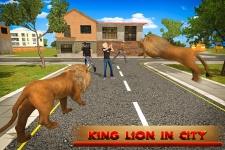 Rage of King Lion 3D screenshot 1/5