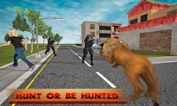 Rage of King Lion 3D screenshot 3/5
