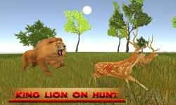 Rage of King Lion 3D screenshot 4/5