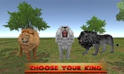 Rage of King Lion 3D screenshot 5/5