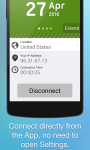 Free VPN Proxy by Seed4Me screenshot 2/6