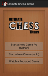Ultimate Chess Titans screenshot 1/4