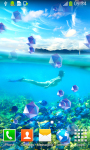 Underwater Live Wallpapers Free screenshot 3/6