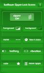 Sunflower Zipper Lock Screen Free screenshot 2/6