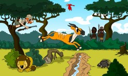 Safari Kids Zoo Games screenshot 1/3