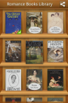 Romantic novels collection screenshot 1/3