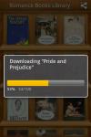 Romantic novels collection screenshot 3/3