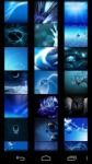 Blue Wallpapers by Nisavac Wallpapers screenshot 2/5