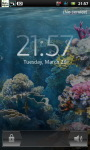 Underwater Coral Reef Live Wallpaper screenshot 1/6