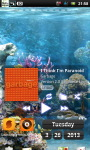 Underwater Coral Reef Live Wallpaper screenshot 2/6