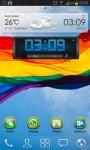 Gay Pride Theme Go Launcher EX screenshot 1/4