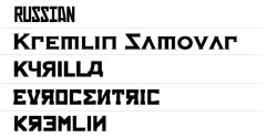 ★ Russian for FlipFont® free screenshot 1/1