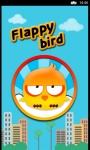 Flappy Bird Game W8 screenshot 1/5