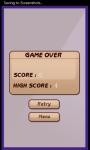 Flappy Bird Game W8 screenshot 3/5