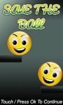 Save the Ball Free screenshot 1/1