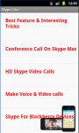 Skype Lite Plus screenshot 3/4