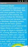 Skype Lite Plus screenshot 4/4