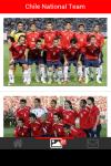 Chile Soccer Team Wallpaper screenshot 3/5