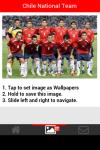 Chile Soccer Team Wallpaper screenshot 4/5