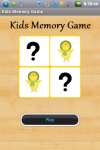 Kids Memory Card Game screenshot 1/4