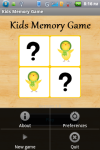 Kids Memory Card Game screenshot 2/4