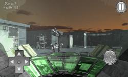 Robot Attack 3D screenshot 1/6