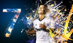 Cristiano Ronaldo amazing skills HD Wallpaper screenshot 3/6