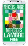 Mercedes Lambre screenshot 2/6